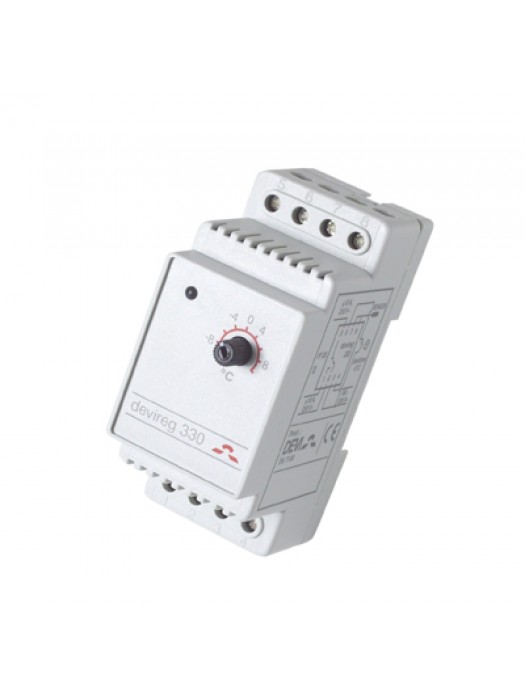 Терморегулятор DEVIreg 330 (+160°C)