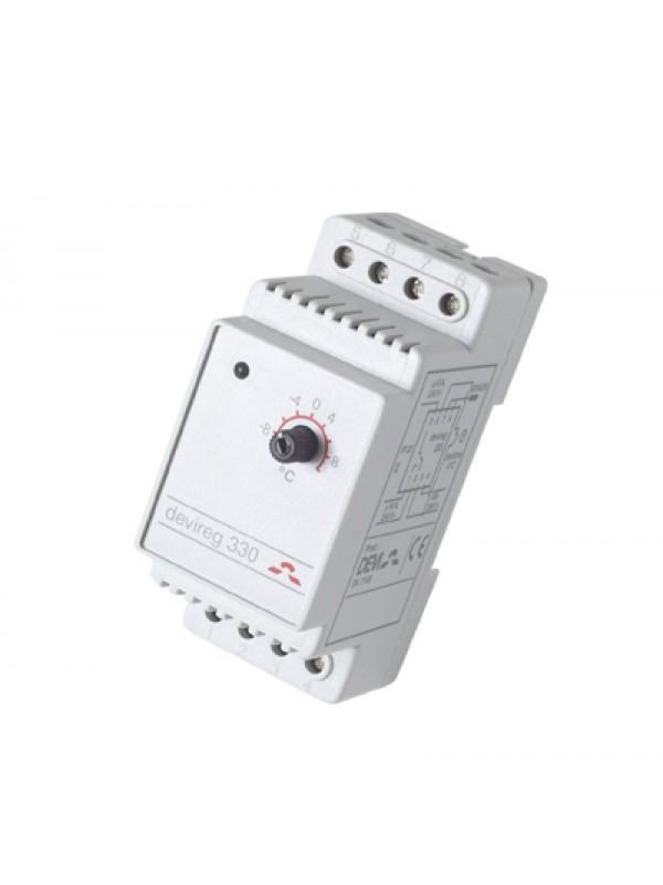 Терморегулятор DEVIreg 330 (+10°C)