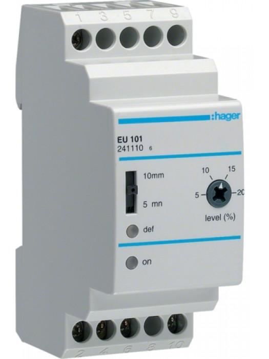 Реле контроля напряжения 230В 1P (Hager EU101)
