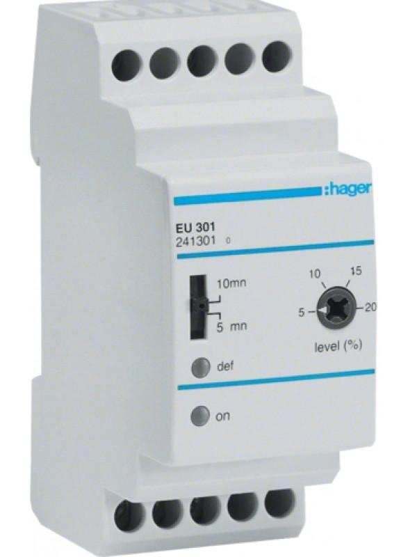 Реле контроля напряжения 230В 3P (Hager EU301)