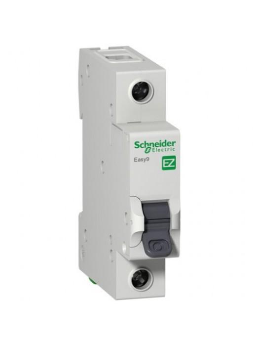 Автомат на 6А 1П 4,5кА класс С (Schneider EZ9F34106)