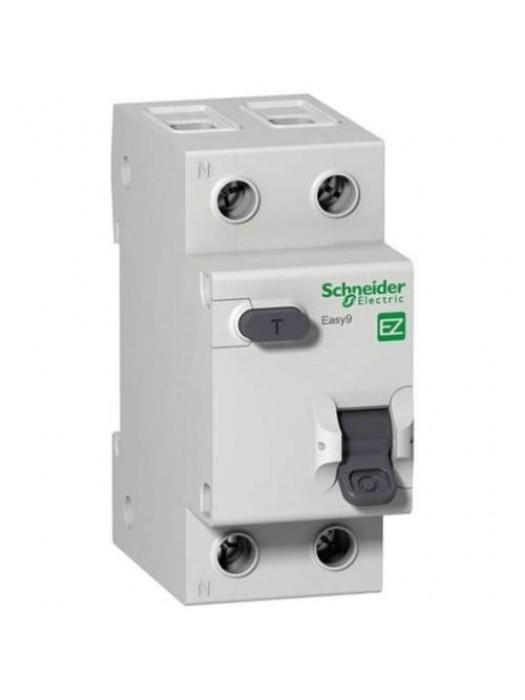Дифавтомат на 25А 1+N 30mA  класса С (Schneider EZ9D34625)