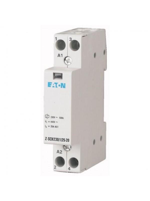Контактор на 25А 2НО 230В (Eaton Z-SCH 120853)