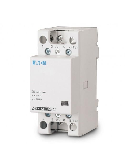 Контактор на 25А 4НО 230В (Eaton Z-SCH 248847)