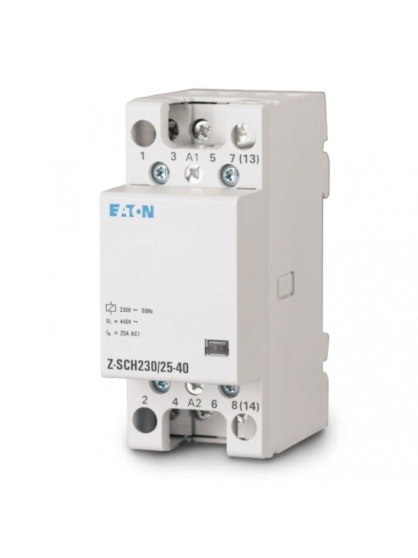 Контактор на 25А 2НО+2НЗ 230В (Eaton Z-SCH 248849)