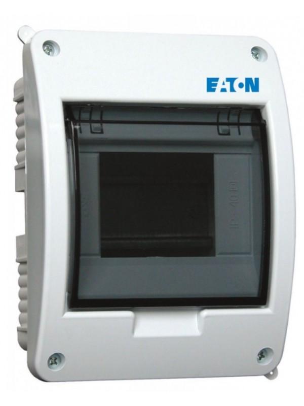 Щиток электрический на 5 модулей встраиваемый (Eaton 280352)