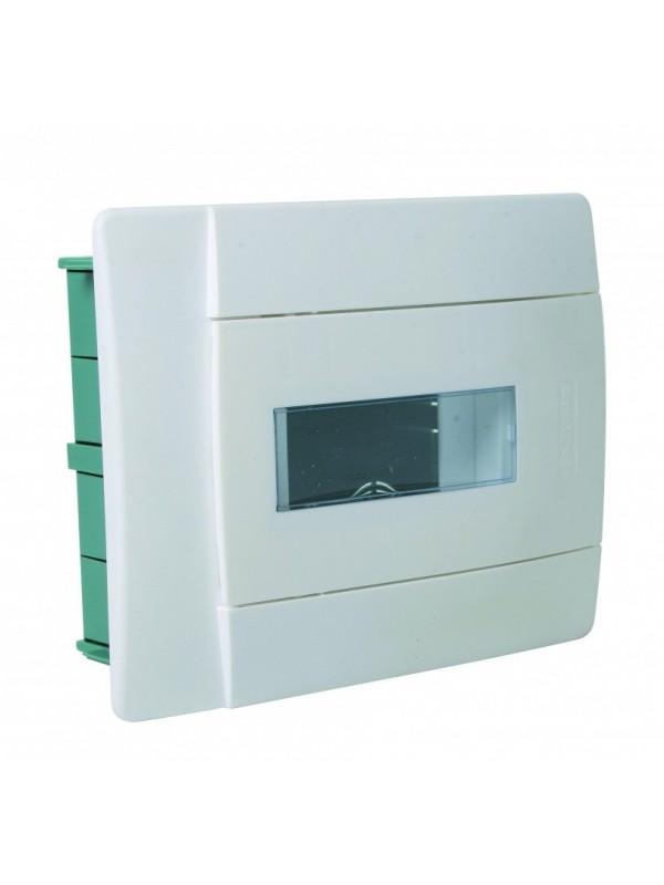 Щиток электрический на 6 модулей встраиваемый (Legrand 601110)