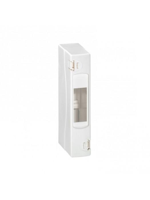 Щиток электрический на 1 модуль навесной (Legrand 001301)