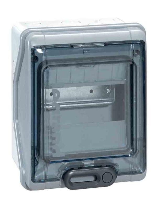 Щиток электрический на 6 модулей навесной (Legrand 601976)