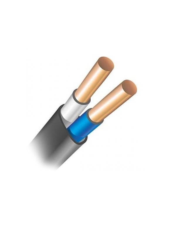 Силовой кабель ВВГ-П 2х1,5 (Запорожье)