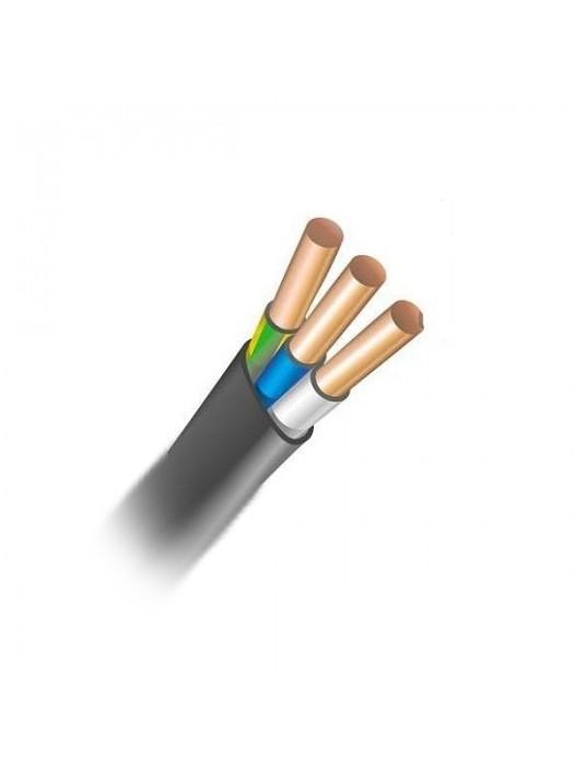 Силовой кабель ВВГ-П 3х2,5 (Запорожье)