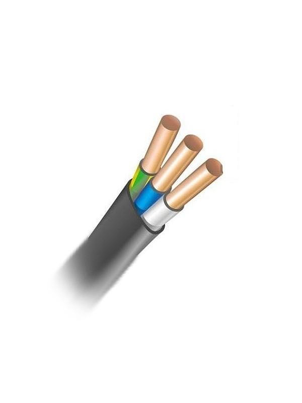 Силовой кабель ВВГ-П 3х1,5 (Запорожье)