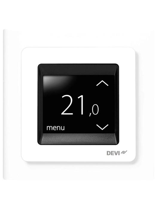 Терморегулятор DEVIreg Touch White (DEVI 140F1064)