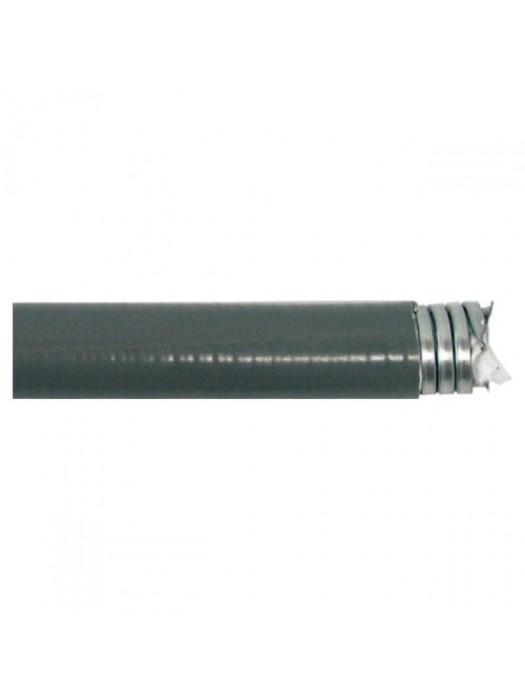 Металлорукав Ø21мм оцинкованный, усиленный (E.NEXT s049003)