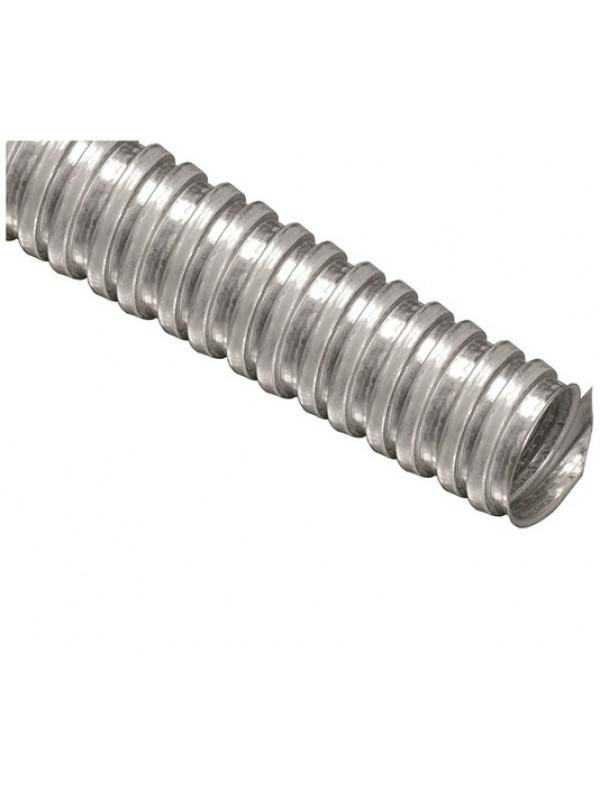 Металлорукав Ø63мм оцинкованный, сухой (E.NEXT s032027)