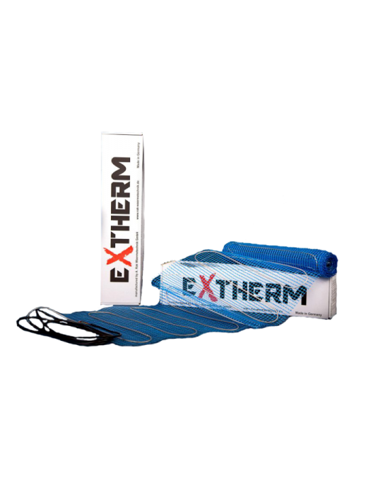 Нагревательный мат Extherm ET 4м² 800W (ET 400-200)