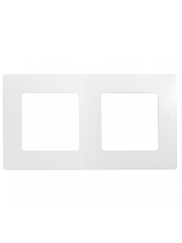 Рамка 2-постовая Etika (Legrand 672502)