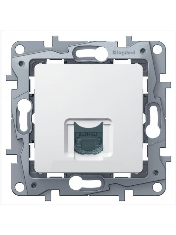 Розетка компьютерная Etika (Legrand 672241)