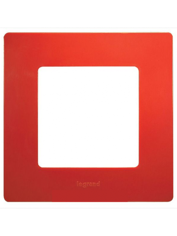 Рамка 1-постовая Etika (Legrand 672531)