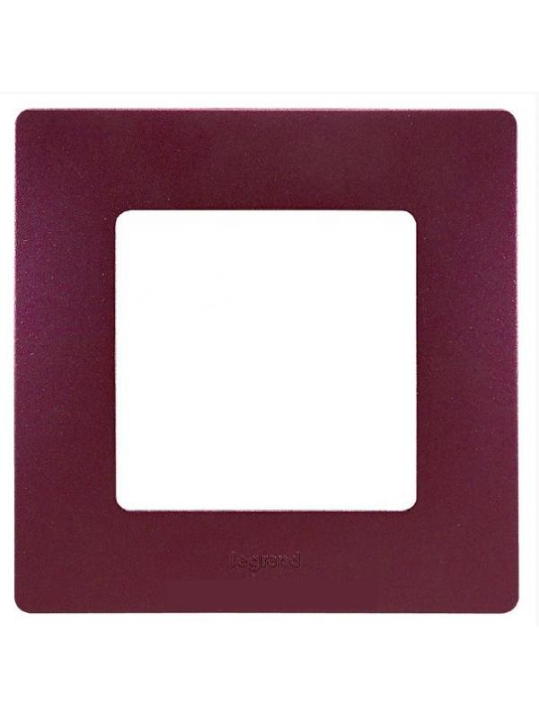 Рамка 1-постовая Etika (Legrand 672561)