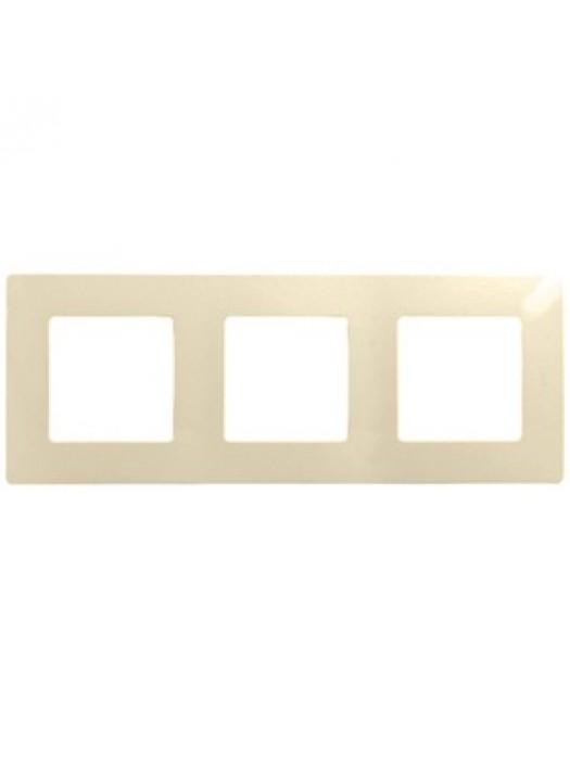 Рамка 3-постовая Etika (Legrand 672513)