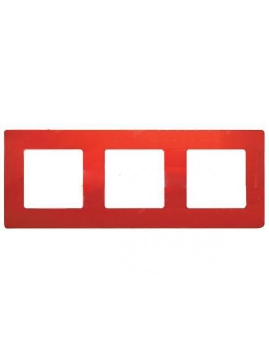 Рамка 3-постовая Etika (Legrand 672533)