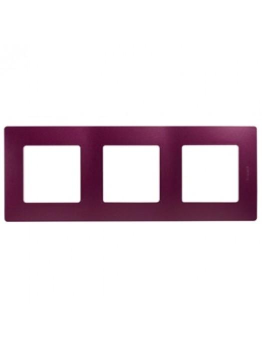 Рамка 3-постовая Etika (Legrand 672563)