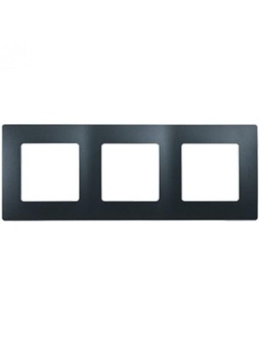 Рамка 3-постовая Etika (Legrand 672583)