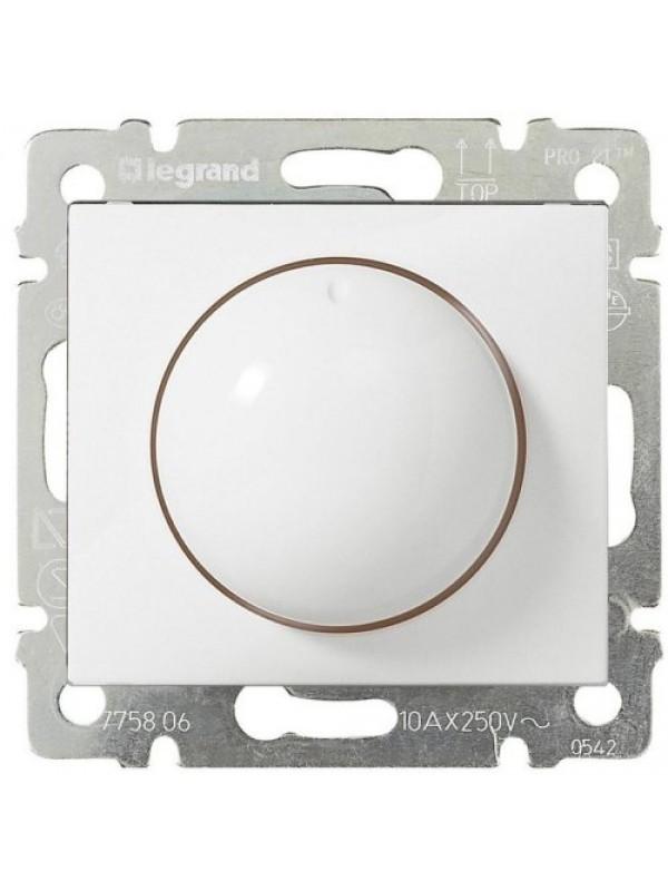 Светорегулятор поворотный 400Вт Valena (Legrand 770061)