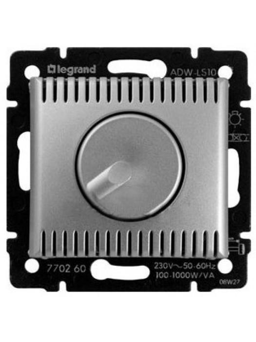 Светорегулятор поворотный 1000 Вт Valena (Legrand 770260)