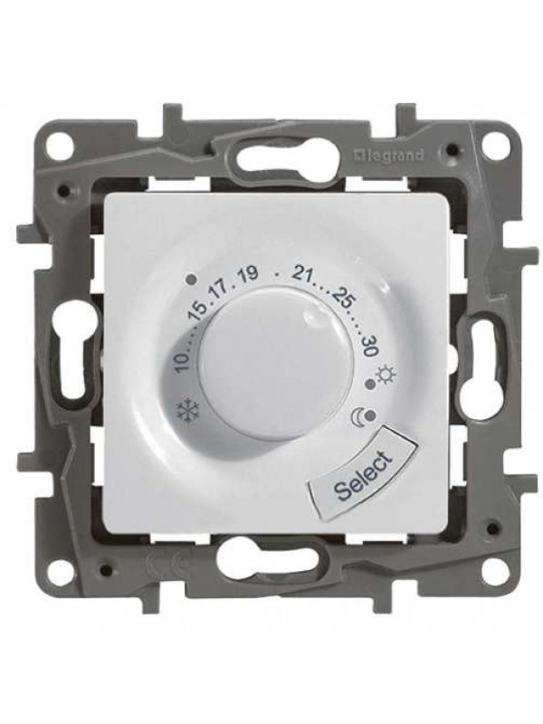 Терморегулятор Etika (Legrand 672230)