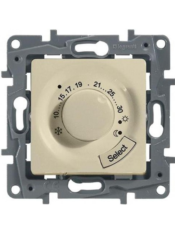 Терморегулятор Etika (Legrand 672330)