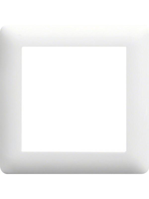 Рамка 1-постовая Lumina 2 (Hager WL5010)