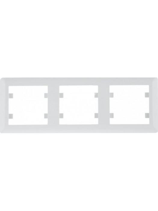Рамка 3-постовая Lumina 2 (Hager WL5230)