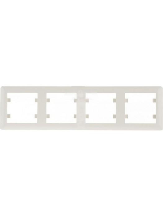 Рамка 4-постовая Lumina 2 (Hager WL5241)