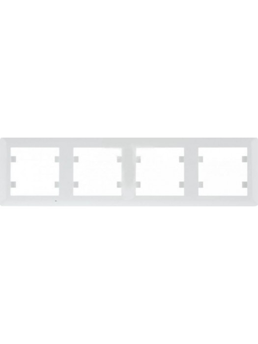 Рамка 4-постовая Lumina 2 (Hager WL5240)