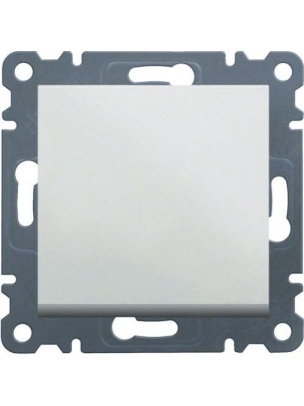 Выключатель одноклавишный Lumina 2 (Hager WL0010)