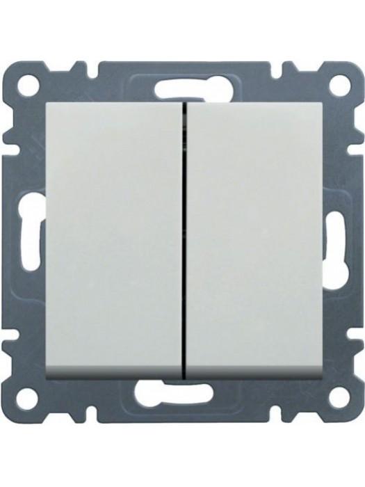 Выключатель универсальный Lumina 2 (Hager WL0050)