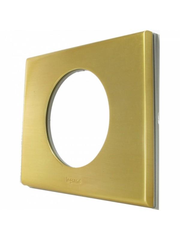 Рамка 1-постовая Золото Celiane (Legrand 69131)