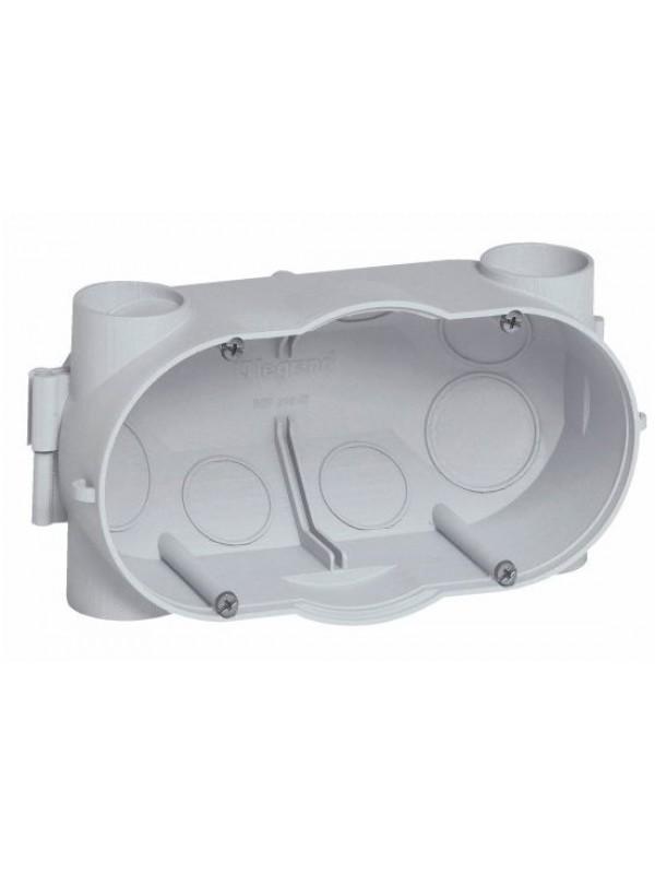 Коробка для бетонных стен 58мм 2П Celiane (Legrand 81942)