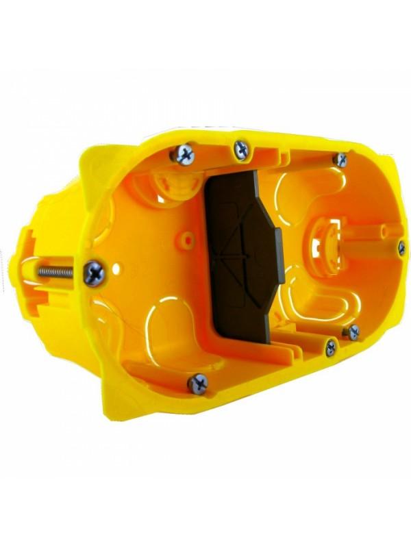 Коробка для сухих стен 40мм 2П Celiane (Legrand 80042)