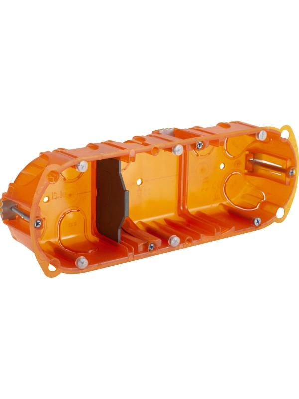 Коробка универсальная 40мм 3П Celiane (Legrand 80103)