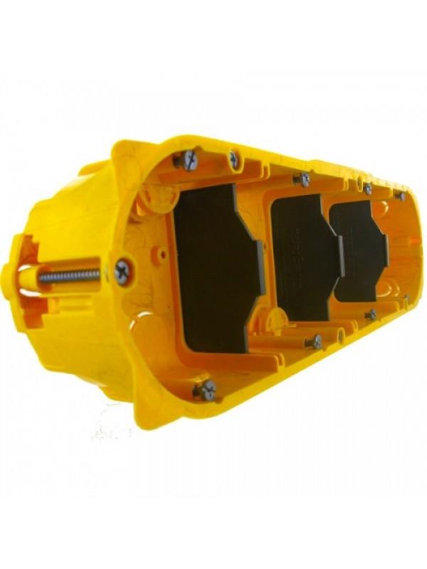 Коробка для сухих стен 40мм  4П Celiane (Legrand 80044)