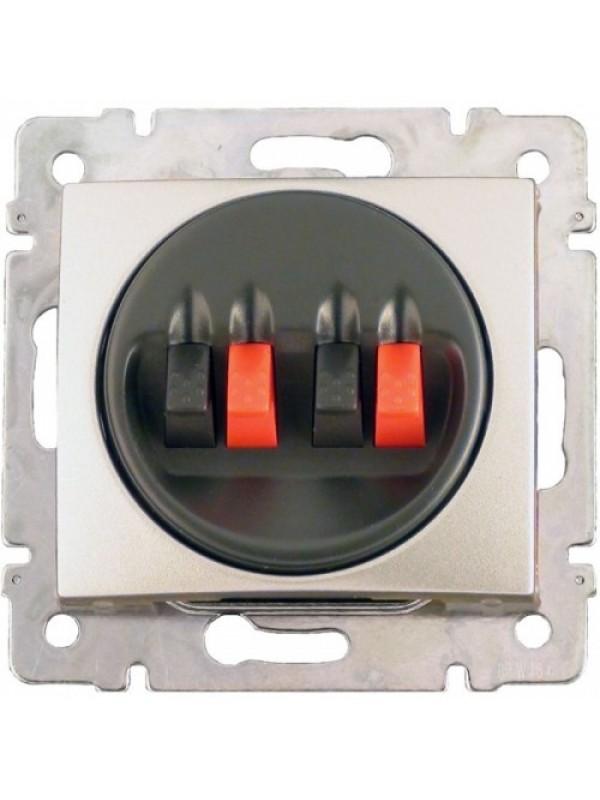 Розетка акустическая Valena (Legrand 770124)