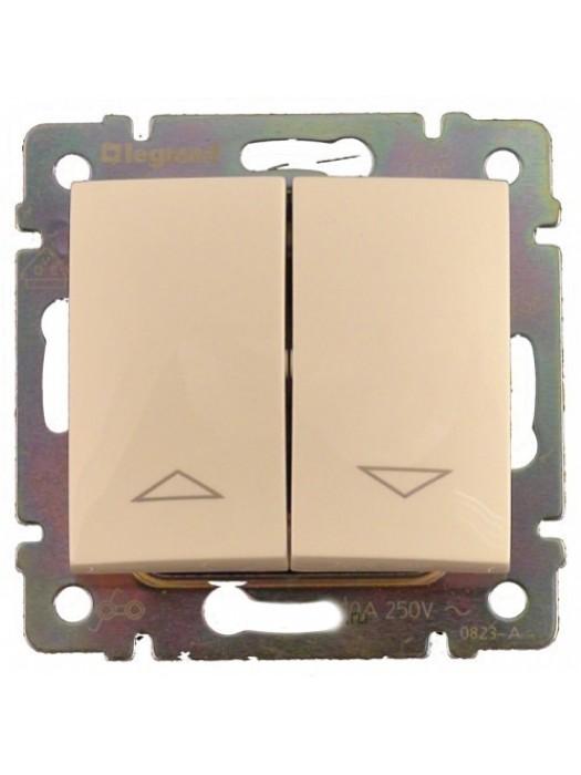Приводной выключатель жалюзи Valena (Legrand 774304)