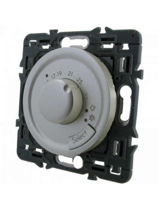 Терморегулятор Celiane (Legrand 67405+64998)