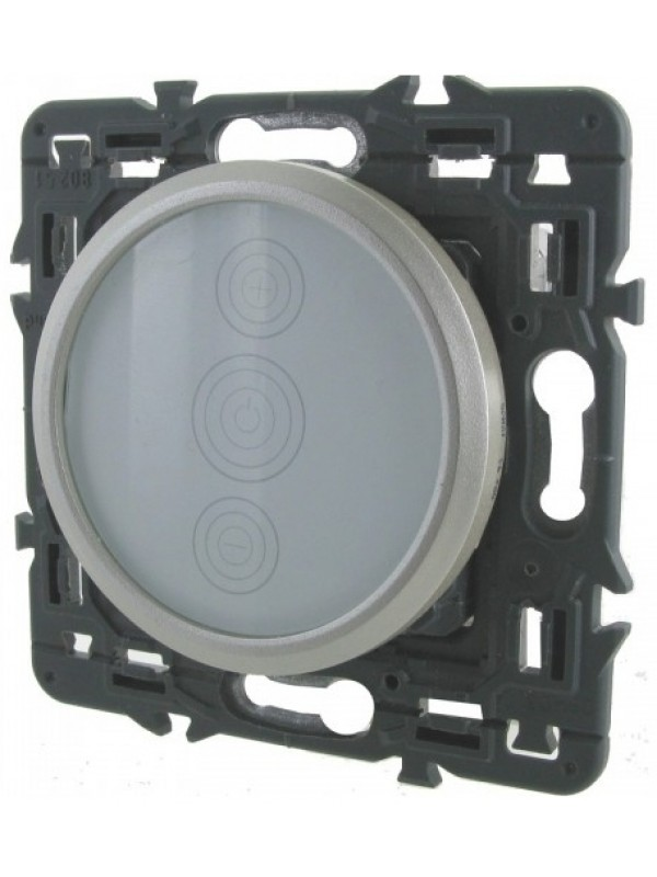 Сенсорный светорегулятор 400Вт Celiane (Legrand 67043+68343)