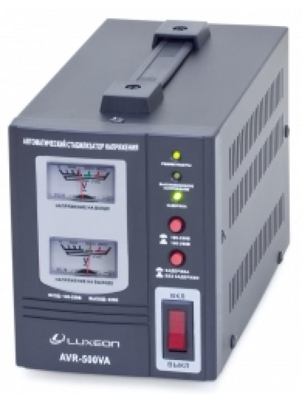 Стабилизатор напряжения AVR-500VA (Luxeon)