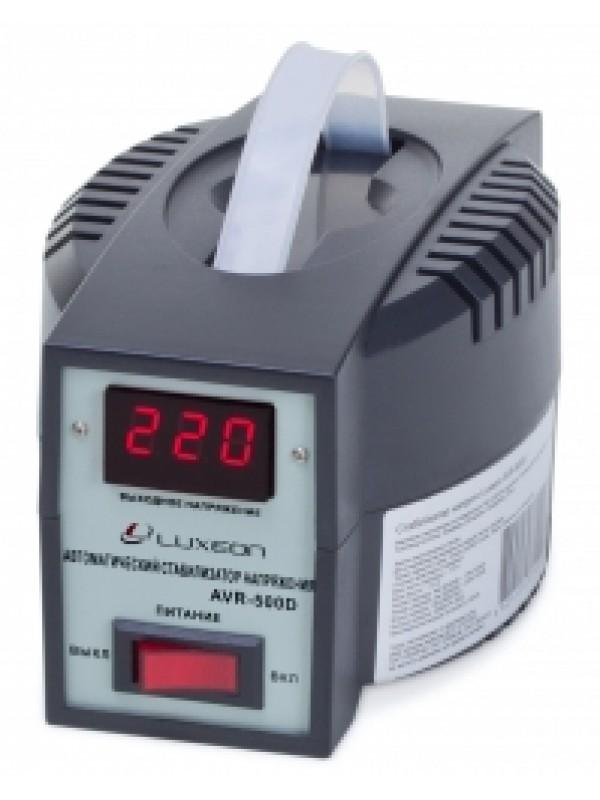 Стабилизатор напряжения AVR-500D (Luxeon)