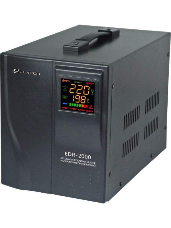Стабилизатор напряжения EDR-2000 (Luxeon)